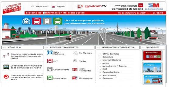 El CRTM convoca la segunda edición de los premios a la Promoción del Transporte Público y la Movilidad Sostenible