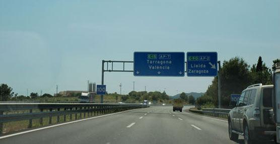 Aragón amplía los tramos de la AP-2 y AP-68 en los que los vehículos pesados puedan circular de manera gratuita