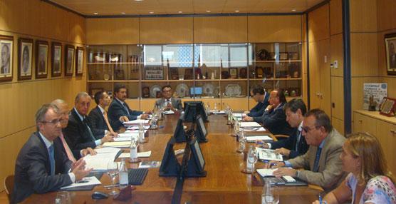 El Consejo de Port Castelló presenta su Plan Estratégico 2013-2017