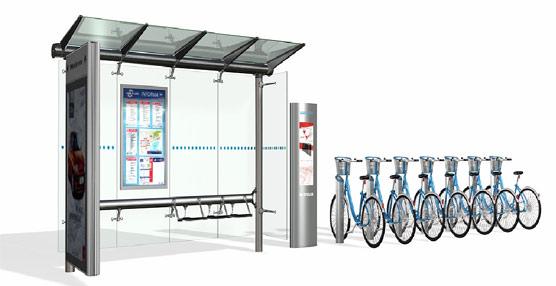 Málaga pone en marcha un sistema automático de préstamo de bicicletas asociado al transporte público