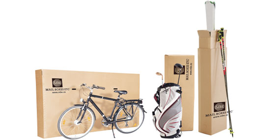 'Viaja ligero', el servicio de Mail Boxes Etc. más utilizado durante este verano