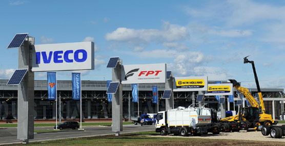 Fiat Industrial eleva sus ingresos un 3% en el segundo trimestre de 2013, hasta 6.800 millones de euros