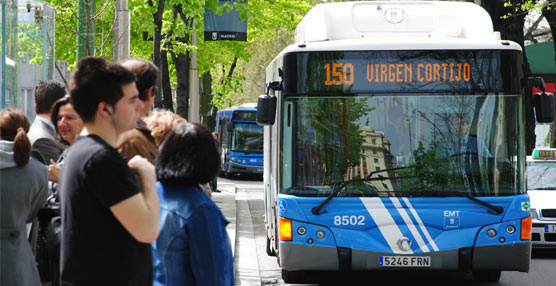 Los usuarios del transporte de viajeros vuelven a caer un 3,9% durante el pasado mes de junio