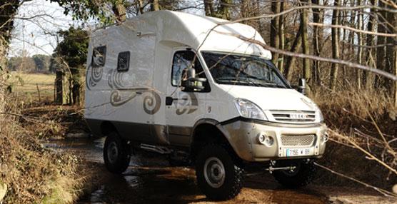 Iveco participa en el 'Salón del Caravaning' de Dusseldorf con una oferta que incluye vehículos de vanguardia