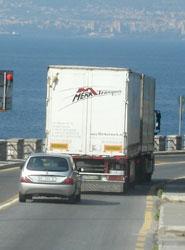 Las empresas de transporte internacional sin vehículos Euro IV no podrán solicitar autorizaciones CEMT-IFT