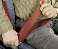 Sólo la mitad de los conductores de camión utiliza el cinturón de seguridad, según estudio de WHO