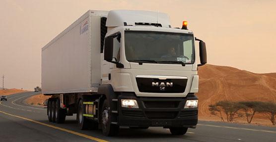MAN entrega 440 camiones a Arabia Saudita y extiende la red de servicio