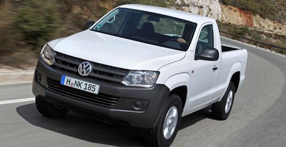 Volkswagen amplía la gama Amarok con la llegada del Cabina Simple y el exclusivo Canyon