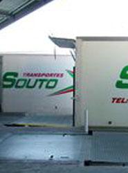 Transportes Souto cuenta con nuevas instalaciones en Málaga y Palma de Mallorca