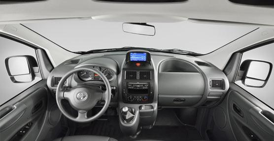 Toyota regresa al segmento de los vehículos comerciales medios con la presentación del Proace