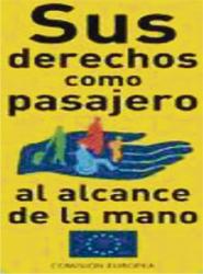La UE lanza la campaña 'Sus derechos como pasajeros al alcance de la mano' para informar a todos los ciudadanos