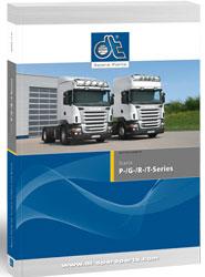 La marca DT Spare Parts ofrece un nuevo catálogo de recambios adecuados para las series P/G/R/T de Scania