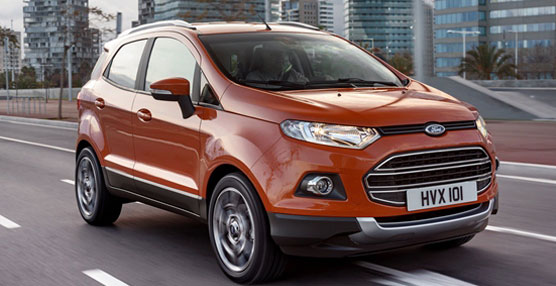 Ford Lanza una Edición Limitada del SUV EcoSport para Europa en su perfil de Facebook