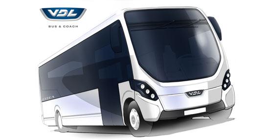 VDL presentará el nuevo modelo de Citea pensado para el transporte público europeo durante Busworld