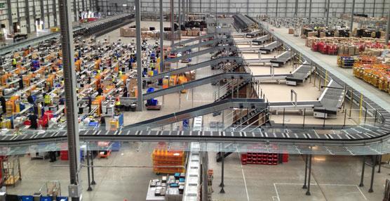 Norbert Dentressangle gana un megacontrato logístico con ASOS por valor de 118 millones de euros