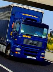 GEFCO optimiza la eficiencia de su oferta Overland con la herramienta de seguimiento CADIS de Kratzer Automation