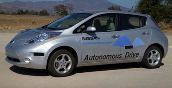 Nissan anuncia que estará en condiciones de dotar en el año 2020 a diferentes vehículos de Conducción Autónoma