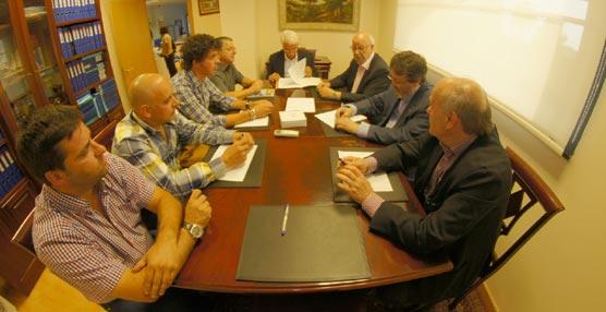 Asetranspo solicita el apoyo de la CEP para luchar por la eliminación de peajes en varios tramos de carreteras gallegas