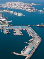 El polígono de Vío será una plataforma de apoyo al puerto exterior de A Coruña que fortalecerá su área logística
