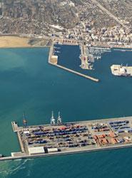 PortCastelló amplía las posibilidades de comercialización de la Dársena Sur que ofrece suelo logístico