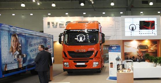 Iveco participa en Comtrans 2013destacando sus vehículos propulsados por gas natural