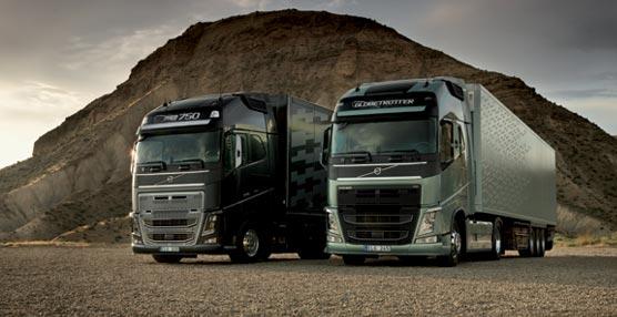 El nuevo FH de Volvo Trucks se alza con el premio 'International Truck of the year 2014' en Moscú