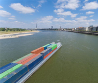 Europa propone la creación de un nuevo programa marco para potenciar el transporte fluvial