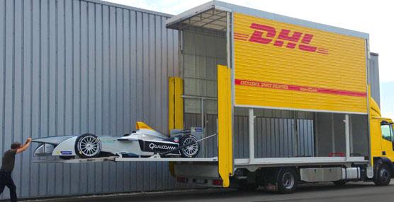 DHL ha sido elegido el proveedor logístico para el Campeonato de la FIA Formula E