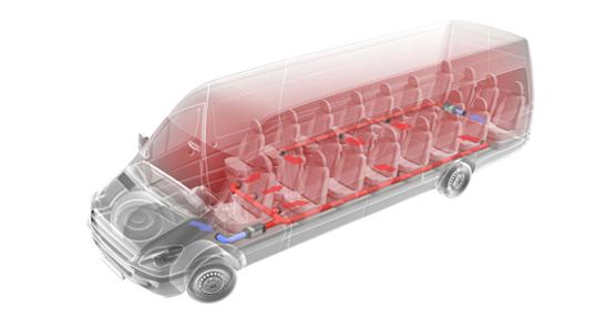 Webasto presentará al público de Busworld sus nuevos sistemas calefactores Air Top para autobuses