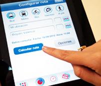 Sant Cugat cuenta ya con su aplicación para informar sobre el transporte público local