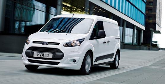 La nueva Ford Transit Connect gana el premio 'International Van of The Year 2014' en Comtrans