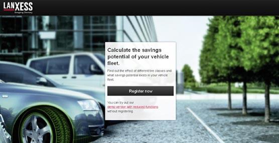 Lanxess presenta su nueva calculadora de ahorro de combustible diseñada para flotas de vehículos