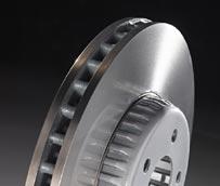 Brembo presenta un disco de freno ligero que reduce el consumo de combustible