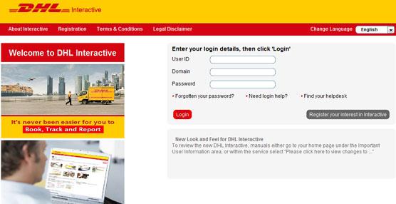DHL Global Forwarding relanza una versión mejorada de su herramienta de gestión de envíos DHL Interactive (DHLi)