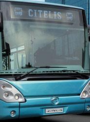 Bus Iveco Citelis.