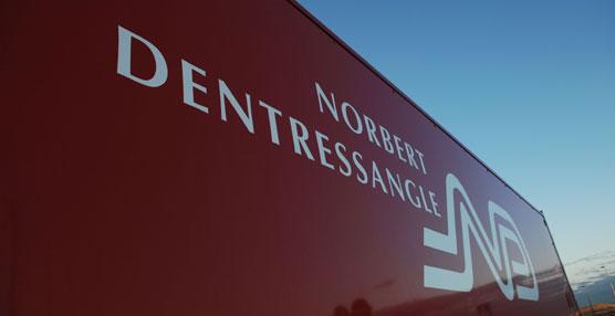 Norbert Dentressangle inaugura una nueva plataforma en Vigo.
