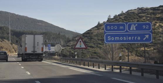 Fomento pone en marcha una licitación para rehabilitar la A-1 entre los puntos kilométricos 74 y 90