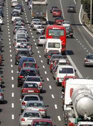 Ana Botella presenta el proyecto de la M-10 que 'mejorará significativamente el transporte público colectivo'
