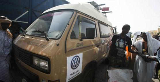 Volkswagense une a'10fronterasfotofurgo' para combatir el cáncer de mamaen África