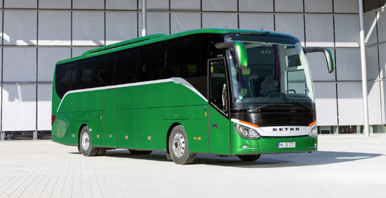 El S 525 HD de Setra, nombrado Coach of the Year 2014