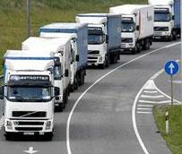 Las transportistas incrementanlos informes laborales de los conductores para evitar sanciones por incumplimientos