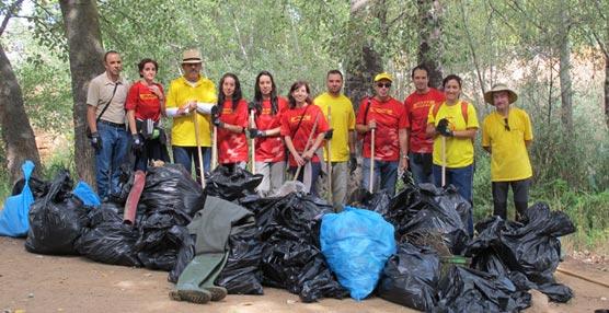 DHL celebra un año más su 'Día Mundial del Voluntariado' durante el mes de septiembre en toda España condiversas acciones