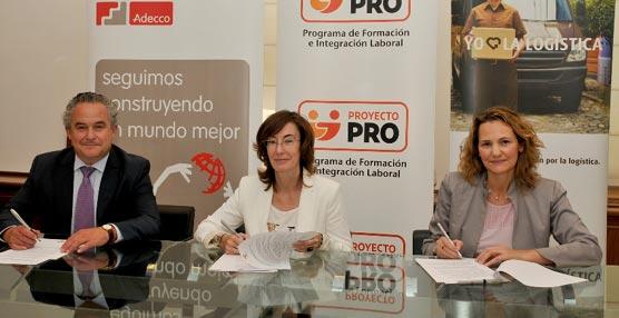 UPS y Fundación Adecco apoyan con seis becas el nuevo curso de Proyecto PRO de la Fundación Atresmedia