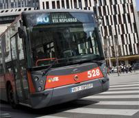 La huelga de los empleados de Auzsa provoca parones en el transporte urbano deZaragoza
