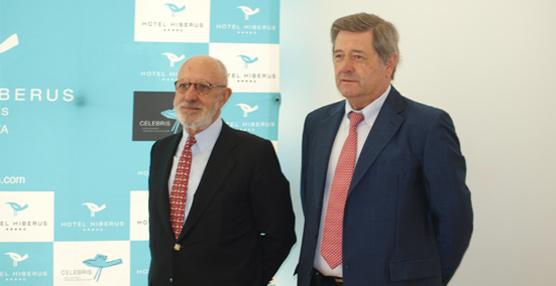Calvo y Pertierra presentan la Semana del Autocar y el Autobús de Zaragoza