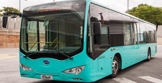 TMB ya realiza prubas con el primer autobús 100% eléctrico de la compañía catalana
