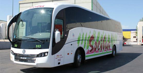 Secorbus adquiere dos nuevas unidades del SC7 de Sunsundegui carrozado sobre chasis de MAN