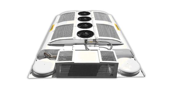 Hispacold presentará sus renovados sistemas de climatización para autobuses en Busworld 2013