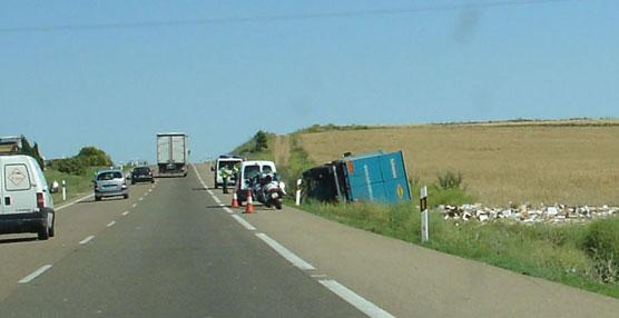 En 2012 fallecieron 1.903 personas por accidentes de tráfico en vías públicas, un 8% menos que en 2011