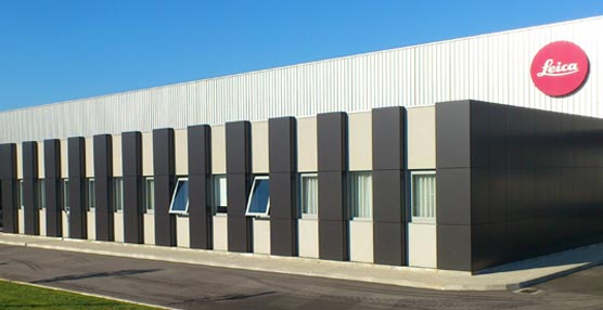 VRC Warehouse Technologies ha equipado las nuevas instalaciones de LEICA